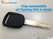 Free real estate ad posting site in Noida