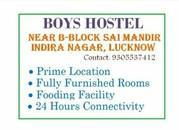 Boys hostel accomadations avilable