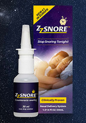 What is ZZ Snore & how does it work?