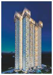 The Presidential tower in Bangalore by CNTC-Hong Kong