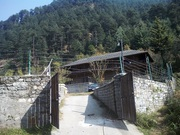 Cottage for sale in Manali with 30 Buses Land