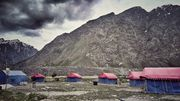 Camping site for lease in Darcha,  on the way to Leh,  Lahaul & Spiti