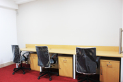 Newly furnished office 5 workstations with amneity at Rs 35000