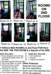 ROOMS FOR CHEAP RENTAL AVAILABLE